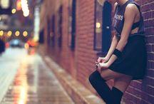 Girl - street