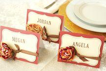 Julie's wedding ideas / by Paperbird