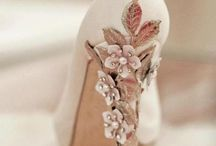 The Wedding Shoes / I believe that shoes truly show off a bit of our personality and i think it is important that they are seem as not just an accessories to your wedding dress, they are the wedding SHOES!