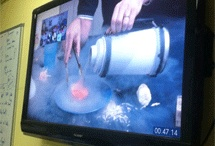 Science classes by video conference / Via video conference link using your Tandberg, Polycom or Lifesize system we can run live workshops with your students, regardless of where you are located in the world! http://www.fizzicseducation.com.au/Schools/video conferencing.html / by Fizzics Education
