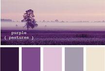 área de serviço  púrpura