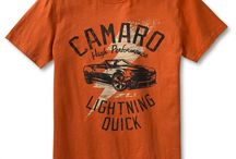 Chevy Camaro Men's Apparel