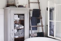 Master Bath Ideas / by Andrea Lynn
