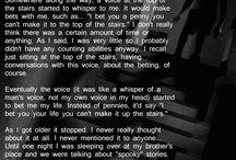 Τρομακτικές ιστορίες