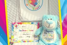 Be Brave Bears / Bears we have given to children who are terminally ill or have life limiting conditions,