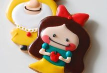 Cookies about fairy tales