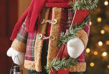 muñeco navideño.