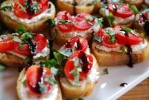 Recipes / by Amanda Bonetti