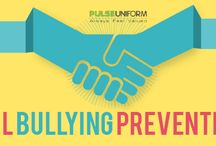 #BullyNoMore / PulseUniform's official anti-bullying campaign