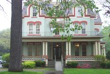 CAM Real Estate Development LLC Offices in Historic Vanderbeck Mansion Rochester, NY / CAM Real Estate Development LLC offices are located at 1295 Lake Avenue in the historic Vanderbeck Mansion.