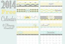 Printables / In an attempt to be more organised!