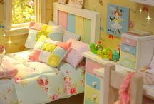 Elia and Evyn's room / by April Chasteen