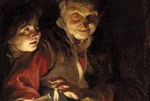 Rubens / Storia dell'Arte Pittura  16° 17° sec. Pieter Paul Rubens  1577-1640