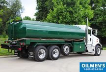 Waste Oil Trucks / Trucks used in the recovery of oil.