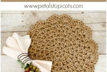 Crochet Placemats