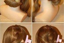 hiukset/kampaukset