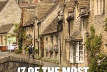 Places to go in UK