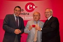 Jordi Pujol, a la presentació del Club Cambra a Osona
