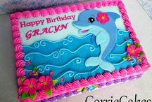 Genevieve dolphins