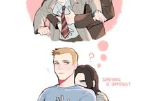 Avengers Cute Funny and Love