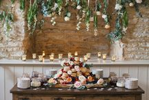 Dessert table/sweet corner