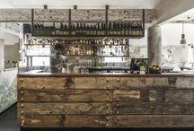 Bar legno