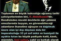 Abdülhamid ve Atatürk