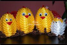 Wielkanoc - Dekoracje i nie tylko.