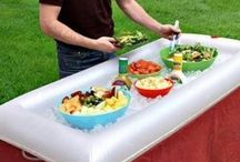 Pool Party Foods