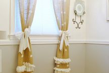 Window Treatments / by Megan Hall Williams