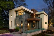 Container home / by Tina Milford