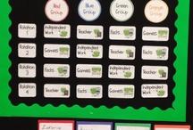 Classroom charts