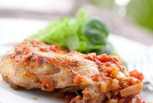 Eat Right! / Clean eating,  vegetarian/vegan recipes.
