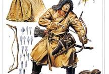 Medieval Asie