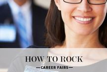 How to Survive a Career Fair