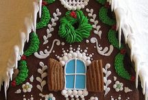Gingerbread / by Kara Shall