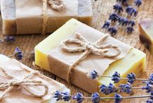 DIY Soap Ideas! / From homemade soap recipes to easy melt and pour soap projects!