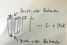 Sörens Ideen Skizzen / Ideen, welche ich habe und hatte, kurz zu Papier gebracht, damit sie nicht in Vergessenheit geraten. Thema: Wiederverwendung gebrauchter und historischer Baustoffe, Holz, Metall, Backsteine, Natursteine, u.v.m.