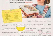 Pyrex Potluck Recipes