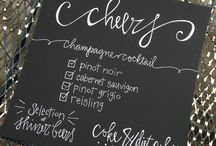 Best of Chalk Calligraphy