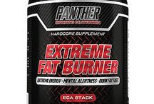 ECA Stack (fatburner) by Panther Sports Nutrition