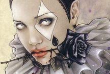 Modern Pierrot