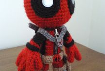 Amigurumi and Crochet Toys / by Stephanie Whittaker