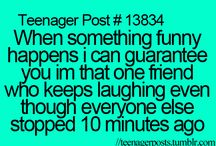-Teen age quotes-