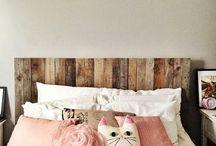 X re-bedroom / by Karen Wrai Karn