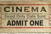 Vintage cinema inspiration and style