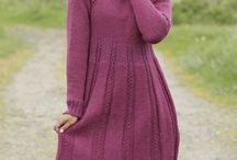 Høst strikk