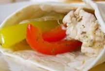 yummy recipes i want to try / by Marlene Wrobel