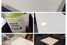 Writable desks / Really, there is no need for paper. Use your table or desk for notes, agendas, actions and mind maps.