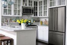 Kitchen ideas / by Shelbi Giadone